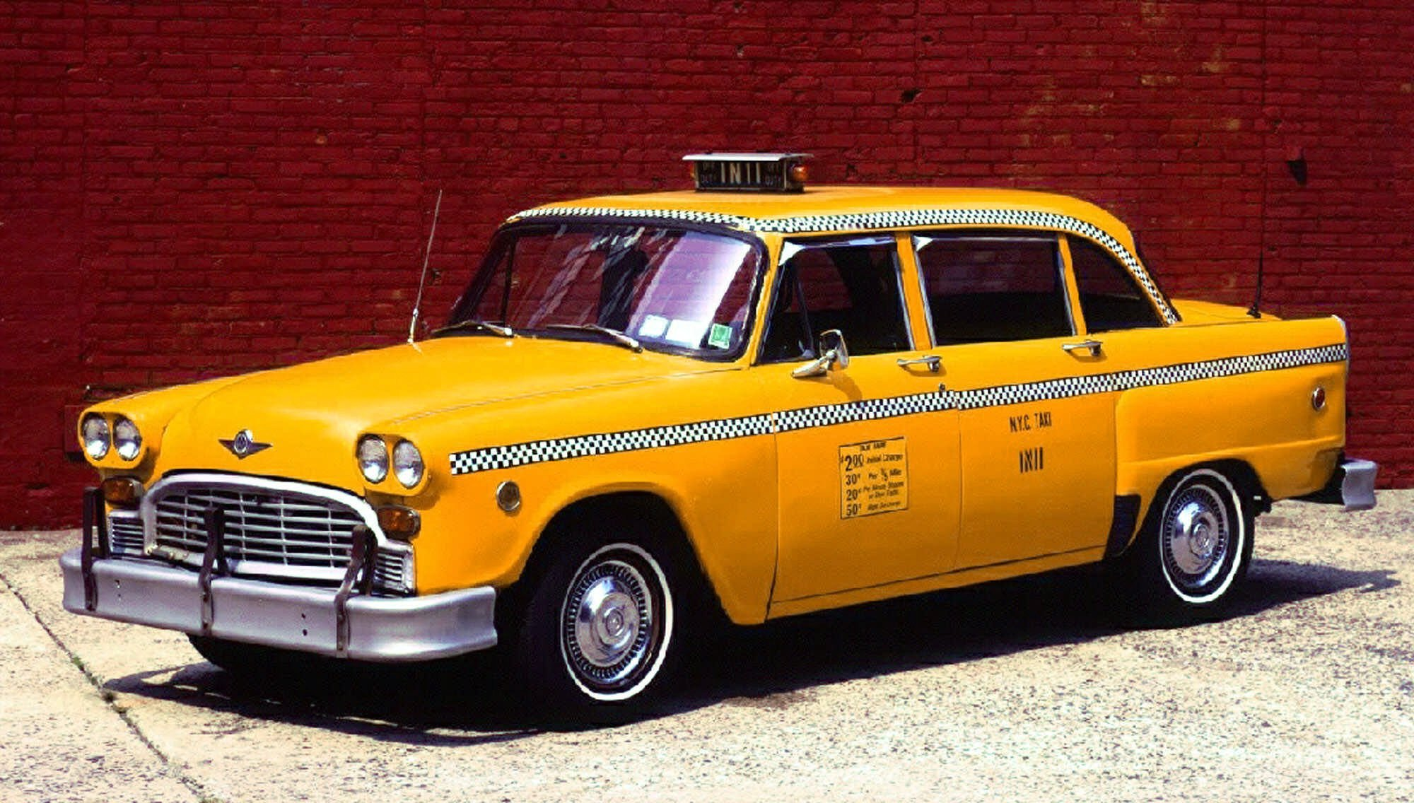 Mutod The Checker Cab Brocast News