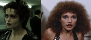 Though both films did share the sentiment that freaky-haired, slack-jawed women are attractive.