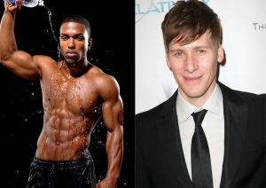 Seriously, which of these two looks like he should be named Dustin Lance Black?