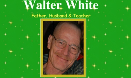 Walter White Website
