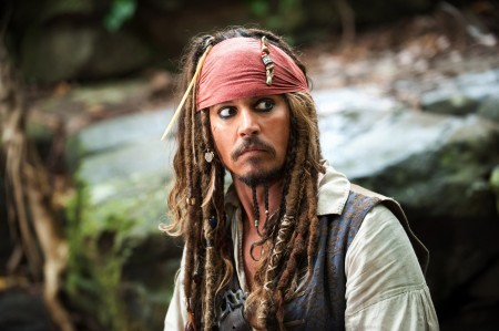 He also mae history as the first white dude with dreadlocks I didn't want to punch in the face. Well, not until the third film, at least.