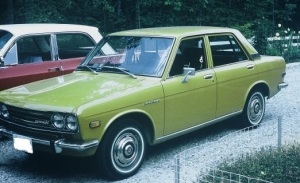It will be/was/will have had been a 1971 Datsun 510.
