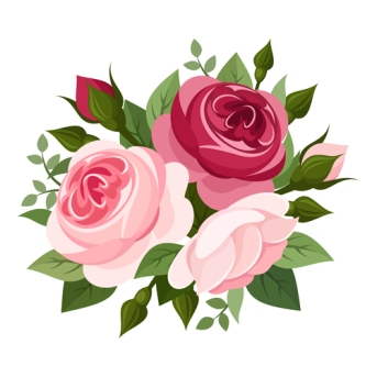 Elegant-flowers-bouquet-vector-03