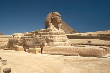 What do you call an old man in Egypt?  A Giza.