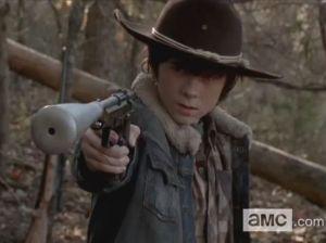 Fuck you, fuck season 2, and fuck Carl.