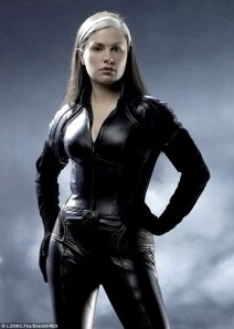 And with hardly any Anna Paquin, no less.