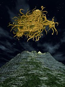 Yog-Sothoth knows the gate. Yog-Sothoth is the gate...
