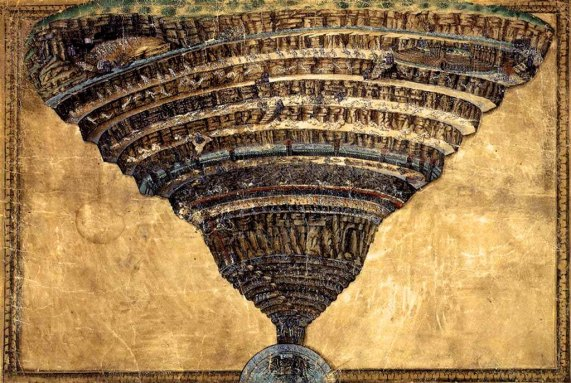 Botticelli-Map-of-the-Hell