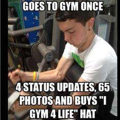 Bro, do you even lift?