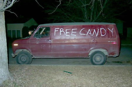 Specifically this van.